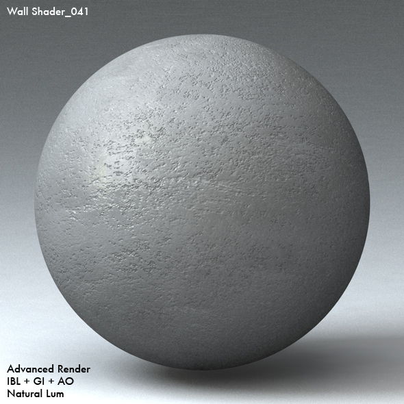 Wall Shader_041 - 3DOcean Item for Sale