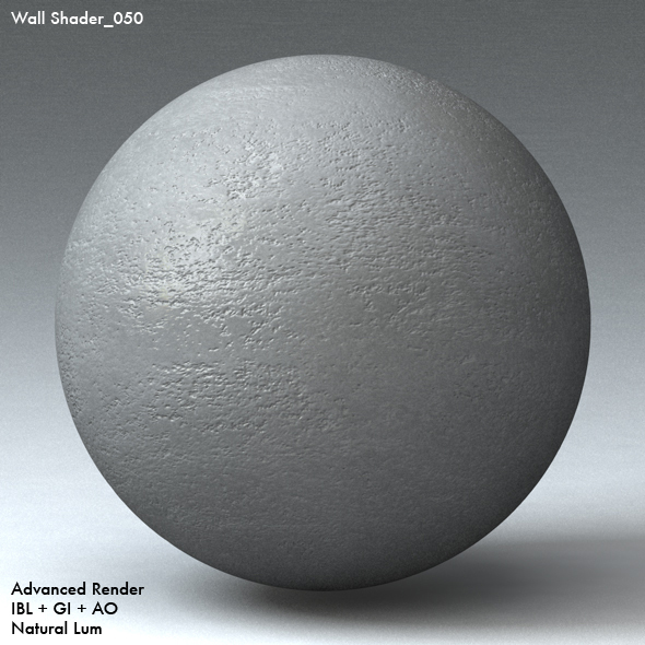 Wall Shader_050 - 3DOcean Item for Sale