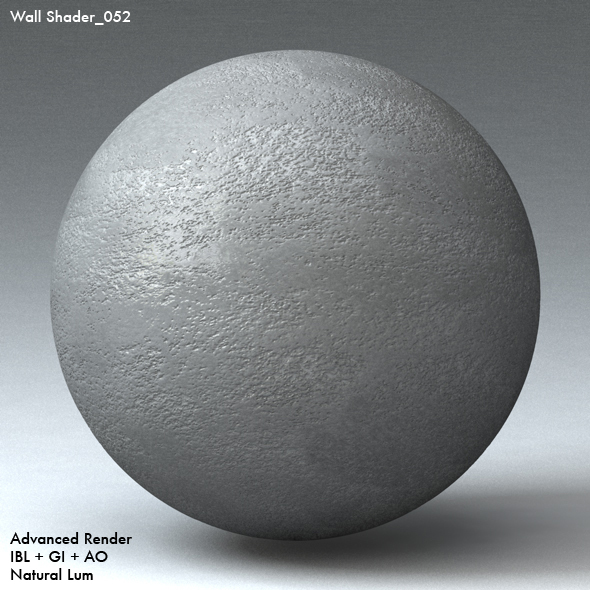 Wall Shader_052 - 3DOcean Item for Sale