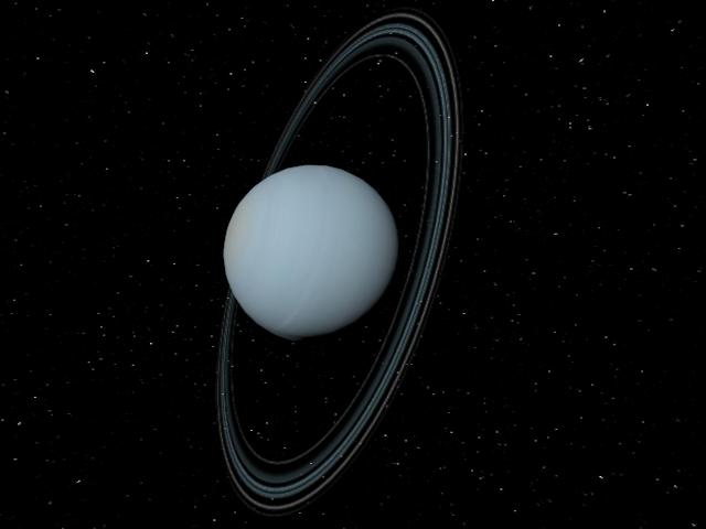 3DOcean Planet Uranus 1517539