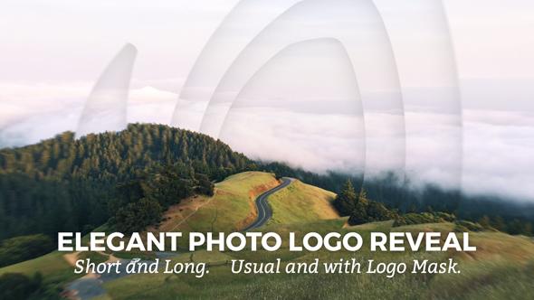 Elegant Photo Logo Reveal (Abstract)