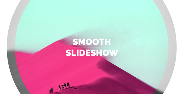 Smooth Type Slideshow (Special Events)