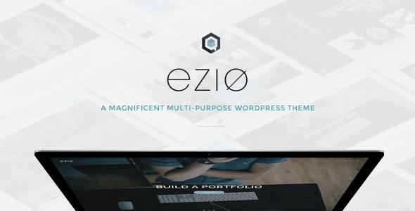 Download Ezio | Creative Multi-Purpose WordPress Theme nulled download