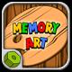 Memory Art (Simon game clone) - HTML5 Game