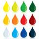 Paint Drops - GraphicRiver Item for Sale