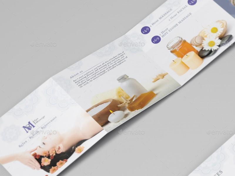 square mini brochure template by wutip2 graphicriver