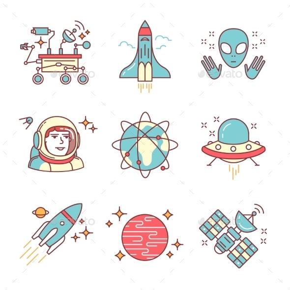 Cosmos Exploration Set