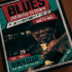 Blues Music Flyer