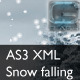 XML falling snow - ActiveDen Item for Sale