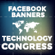Facebook Banners - Technology Congress