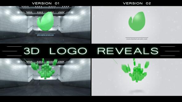 Download 3D Logo Reveals nulled download