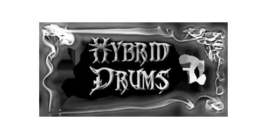 Hybrid Drums Logo