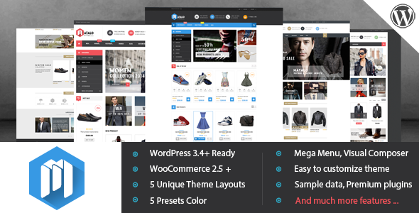Download VG Matalo - eCommerce WordPress Theme for Online Store