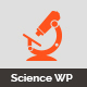 Scientific - Science Research & Technology WP Theme