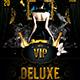 VIP Deluxe Flyer
