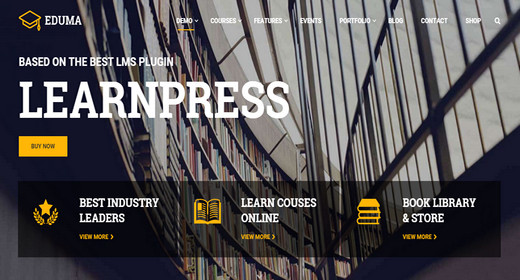 Best Learning Management System WordPress Themes