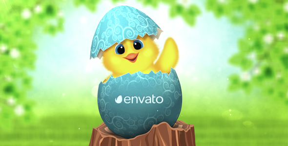 Videohive Easter Day 15204707 (SoundFX Included)