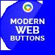 Modern Web Buttons - 210+ Buttons