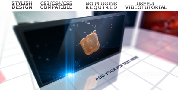After Effects Project - VideoHive Stylish Gloss Presentation V2 179688