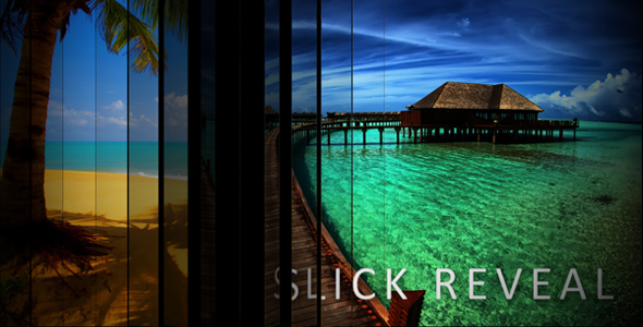 After Effects Project - VideoHive Slick Reveal 179698