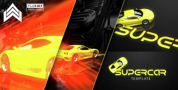 Download Supercar Logo nulled download