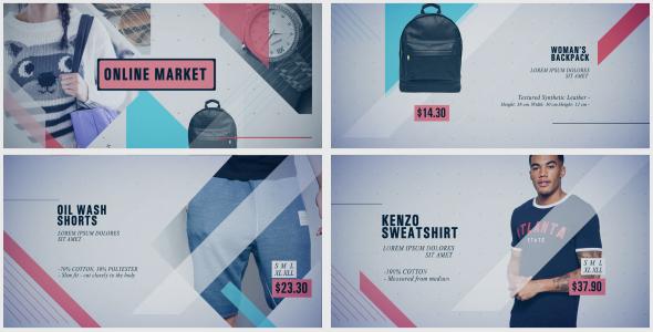 Shop/Sale Promotion  (Commercials)