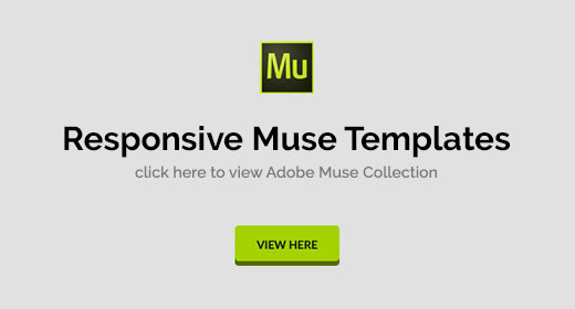 Responsive Muse Templates