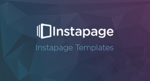 Instapage Templates