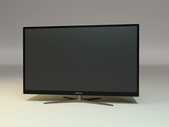 TV - 3DOcean Item for Sale