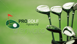 ProGolf Logo & Corporate Identity