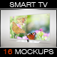 Smart Tv 60 inch F7000 Smart Evolution Mock Up