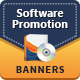 Software Promotion Banners - HTML5 Animated