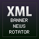 XML Banner / News Rotator - ActiveDen Item for Sale