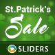 St.Patrick's Day Sale Slider