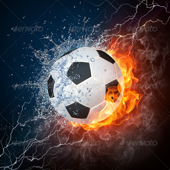 PhotoDune Soccer Ball 1523303