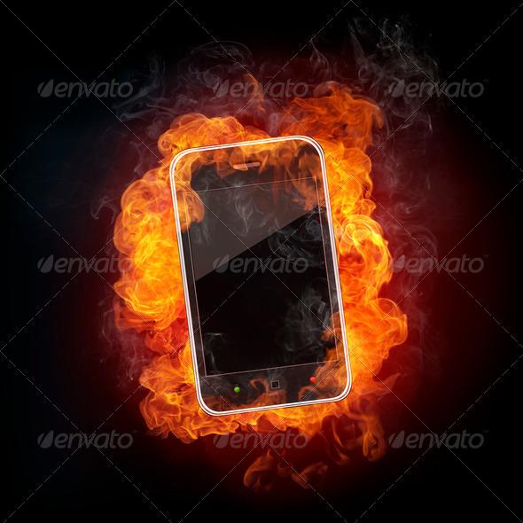 PhotoDune Smartphone 1523486