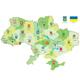 Map of Ukraine: Complex or Simple