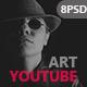 Youtube Art Channel
