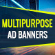 GWD | Multipurpose Business HTML5 Banners - 07 Sizes