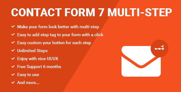 Download Contact Form 7 Multi-Step nulled download