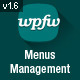 WordPress Menus Management
