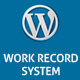 Work record system