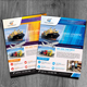Easy Logistic Smart Solution Flyer