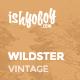 Wildster WP - Wild Vintage WordPress Theme