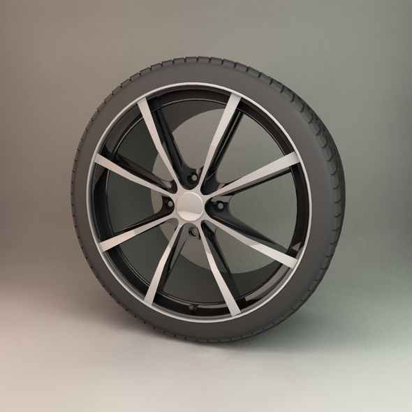 Alloy Wheel Collection