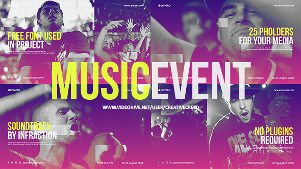 Music Event (Special Events)