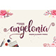 Angelonia Script