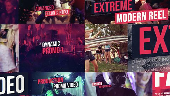 Modern Promo - Fashion Opener