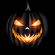 Mysterious Halloween Logo Deluxe