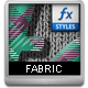 Fabric Photoshop Layer Styles